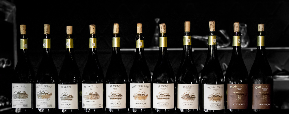 Domaine Huet wines