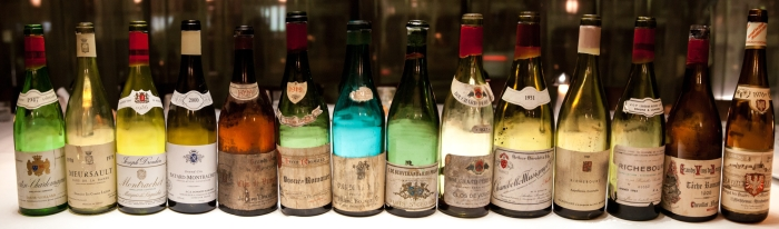 Rare Burgundy Dinner - 1919, 1923, 1928, 1929, 1937, 1947 and more!